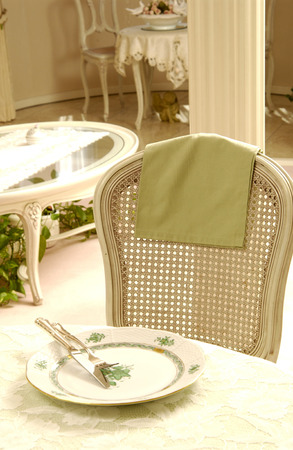 manners: Table manners
