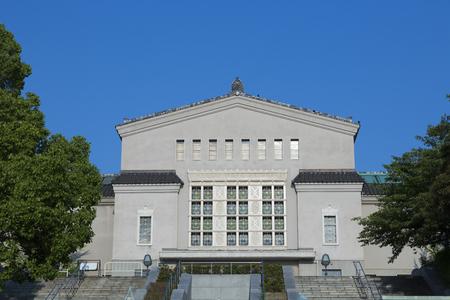 municipal: Osaka Municipal Museum of Art