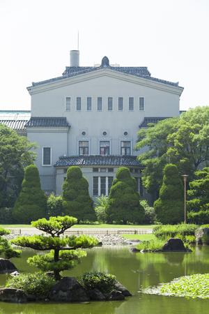municipal: Keisawa-en and the Osaka Municipal Museum of Art