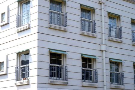 ヨーロッパ スタイルのアパートメント