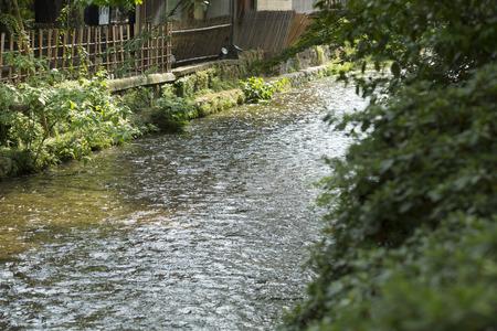 shirakawa: Shirakawa Gion river