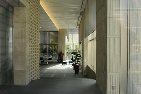 マンション入り口