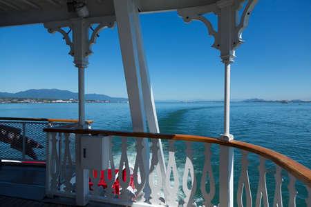 showboat: From Michigan Lake Biwa