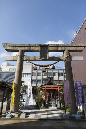 torii: Torii of Shibata shrine