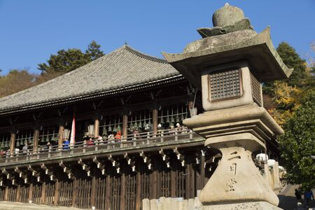 todaiji: Todai-ji Temple Nigatsu Hall