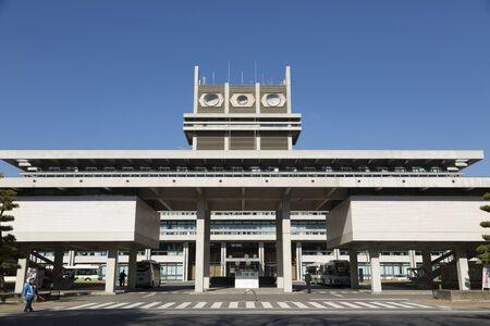 local government: Nara Prefecture Government Buildings