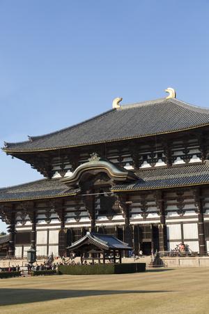 todaiji: Todaiji Temple Editorial