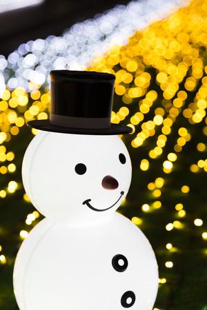 spacetime: Snowman of illumination