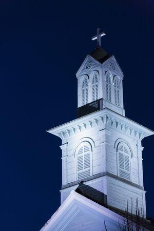 lightup: Light-up of the old Dejima seminary