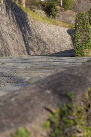 a slope: Netherlands slope Flagstone