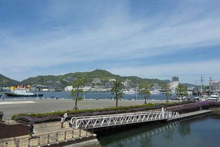 nagasaki: May of Nagasaki Port