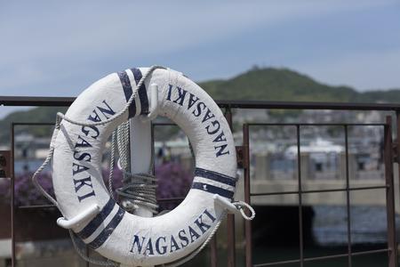 nagasaki: Nagasaki Port of float