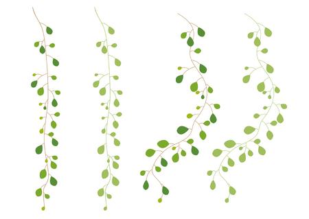 houseplants: Houseplants: decoration - wire Plants Stock Photo