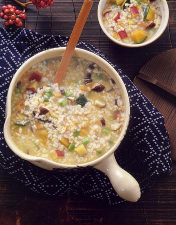 porridge: Miso porridge