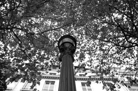 street lights: Street lights of Paris