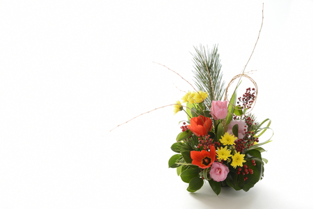 new years day: For new years day flower arrangements
