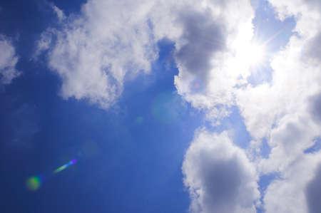 pleasent: Blue Sky