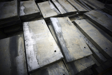 roof tile: Dismantled the roof tile