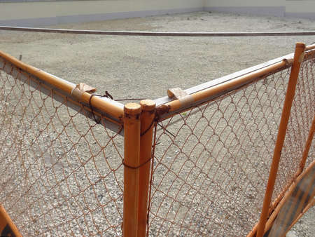 vacant lot: Vacant lot of fence