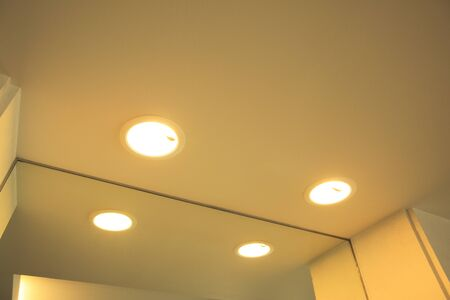 downlight: Ceiling lighting