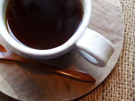 east espresso: Hot coffee