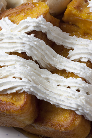 high calorie foods: French toast