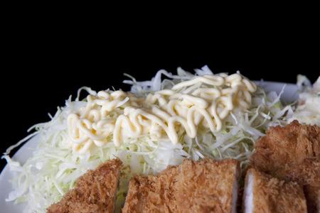 mayonesa: Mayonesa  Foto de archivo