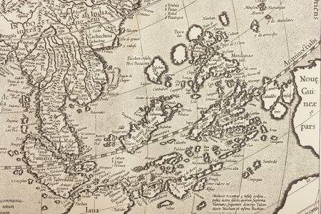 old world: Old world map Southeast Asia
