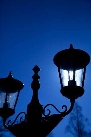 streetlights: Ijinkan city streetlights
