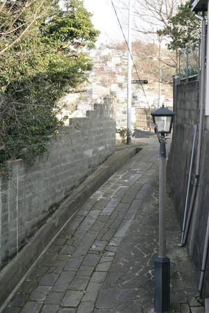 nagasaki: Nagasaki alley