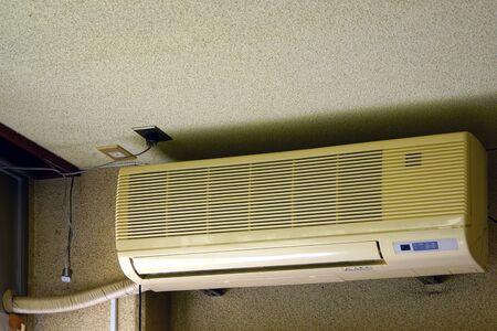 Air conditioning in the room Banco de Imagens