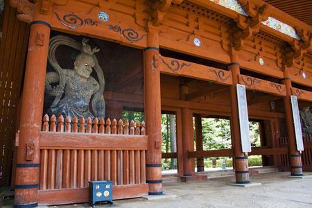 effigy: Koyasan daimon
