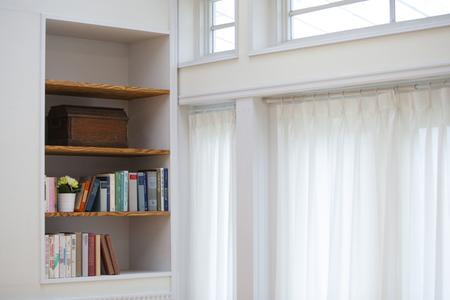 a detached living room: Interior Stock Photo