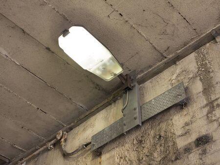 streetlights: Streetlights under guard