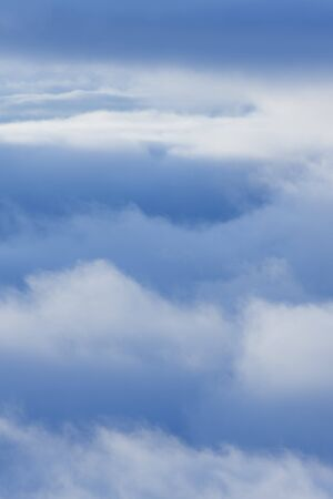dawning: Sea of clouds