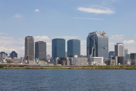 kita: Territory from the town of Osaka