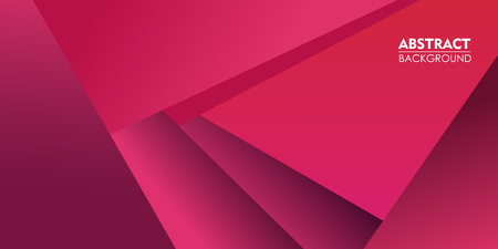 Elegance pattern abstract pink background for parallax effect scrolling landing page. Ilustração