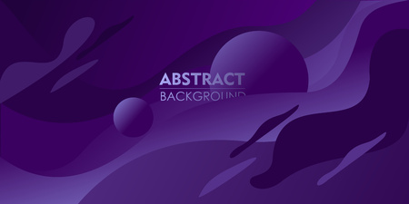 Elegance pattern abstract dark violet background for parallax effect scrolling landing page.