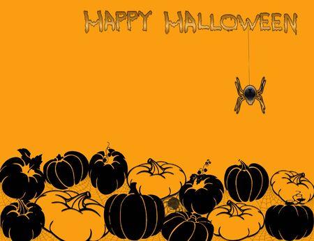 Happy Halloween postcard photo