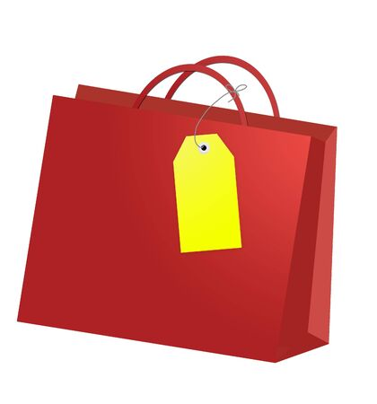 Shopping bag for every shopping season Stock Photo - 5568220