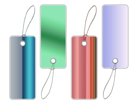 Colorful sales tags  Stock Photo - 5568237
