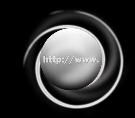 http: Http www for website address Stock Photo