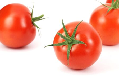 Fresh tomatoes pattern Stock Photo - 5841720