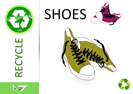 finite: Please recycle shoes