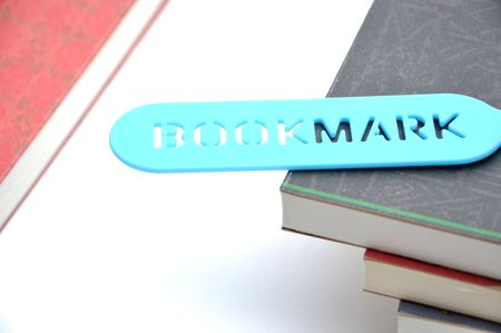 Bookmark for your books  Stock Photo - 7947460