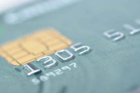 Business chip card Stock Photo - 8005049