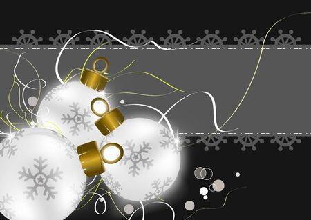 Christmas background Stock Photo - 8486172