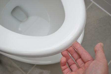 Lift toilet Stock Photo - 8764444