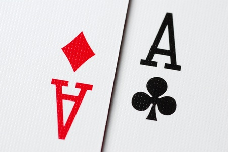 detach: Two aces for poker game