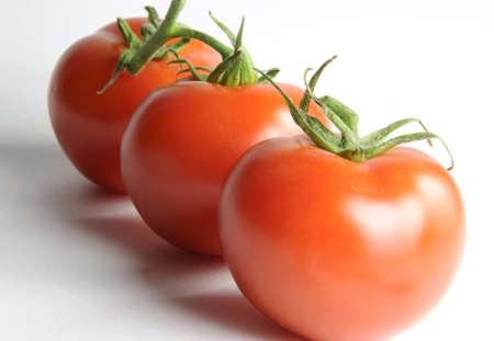 Fresh tomatoes pattern  photo